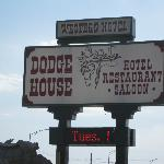 Foto van Dodge House Hotel