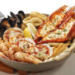 Fish and Co. Seafood in a Pan