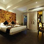 Foto de Le Sutra - The Indian Art Hotel