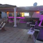  Chillout area @ Oasis Beach Club