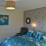  Self Catering Cottage large double room