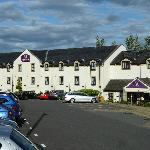 photo our the Premier Inn