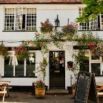 The Rose Inn at Wickhambreaux
