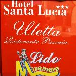  Hotel Santa Lucia - Ristorante Pizzeria Uletta - Lido Miramare