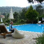 Foto de Olympos Mountain Lodge