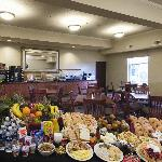 Breakfast Room - Complimentary Hot and Cold Breakfast Buffet Served Daily