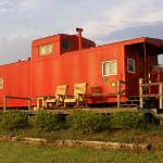 """Our Caboose""  55042"