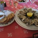  &quot;Omaha Beach&quot; oysters.