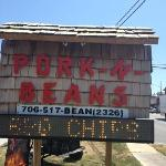 pork n beans BBQ