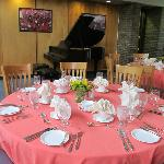 A catered event in The Dining Room