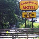 Foto de Rocky Waters Motel