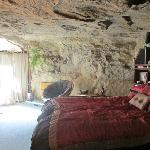 Φωτογραφία: Kokopelli Cave Bed and Breakfast