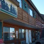 West Yellowstone's City Center Motel Foto
