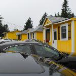 Foto de Sunnyside Motel & Cottages