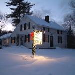 Truman Gillet House B &amp; B in winter