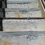  stairs need patching
