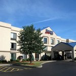 Foto van Fairfield Inn Corning Riverside