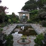  Italian garden on Garinish island