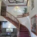  Staircase View As You Enter the Inn