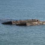 Remains Mulberry Harbour