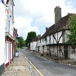 Village in Kent