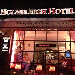 Foto The Holmeleigh Hotel