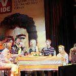 Brady Brunch: The cast chatting with Barry as he talks about his former TV show castmates.