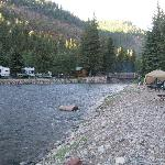 Priest Gulch Campground , RV Park, Cabins & Lodge