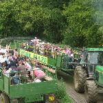 CROWMANIA! Help farmer Tom scare the crows away. You WILL get wet on this ride!