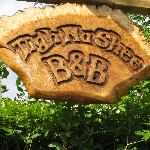B&B sign Tigh na Shee