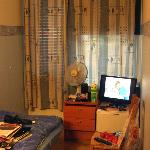  June-July 2012 very helpful; clean, quite, CITY center! 34e/nite 1 person.