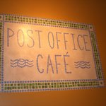 Post Office Cafe....