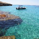 Aguas cristalinas / Crystal clear waters