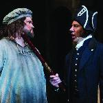J. MICHAEL BAILEY AND BRIAN VAUGHN in LES MISERABLES