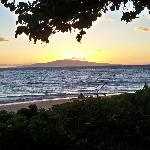 Summer Kihei Sunset; you'll never get tired of seeing this!