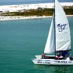 A year round tradition. Plenty of flat water sailing or open water sailing for the adventurous