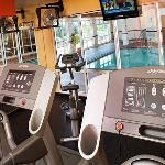 Fitness Center & Indoor Pool