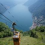Pigra Cable Car
