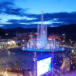 Marmaris the Youth square used to be Tansas