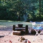 Buffalo National River Kyle's Landing Campground照片