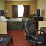 Φωτογραφία: Comfort Suites I-35 North