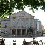 Das Deutsche Nationaltheater Weimar