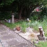  Garden - Celtic theme area