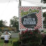 Mr. Paul's Kitchen