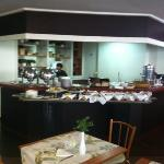 bar com cafe da manha