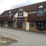 Premier Inn Nottingham North West - Hucknallの写真