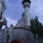 Historic Mosque in nearby Constanta