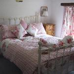 Our room at Bodrean Manor Farm