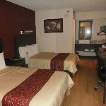 Red Roof Inn Chicago Naperville resmi