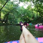  Tubing the Hooch